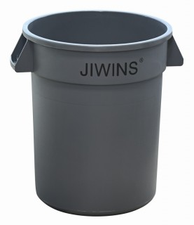 Контейнер для мусора 120 л без крышки [JW-CR120E]
